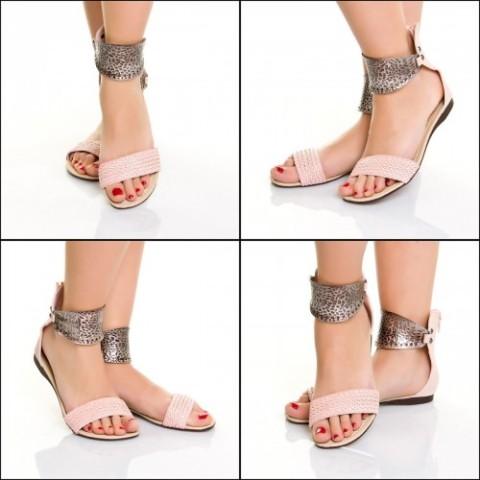 71ac8024c197 Dámské sandály - gladiátorky
