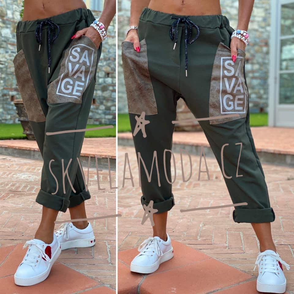Dámské baggy kalhoty SAVAGE